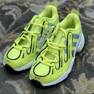Adidas EQT Gazelle Solar Yellow Sneakers